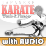 Karate Japanese iPhone / iPad App